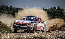 Abarth Rally Cup pokračuje