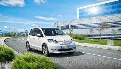 Škoda v Bratislavě vstoupila do éry elektromobility