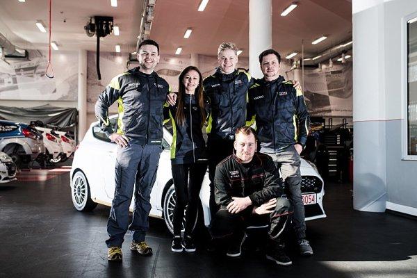 Cais naskočí do evropského rallyového šampionátu