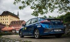 Na Czech New Energies Rallye byl nejúspornější Hyundai