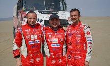 Dakar začal i pro Lopraisovu posádku