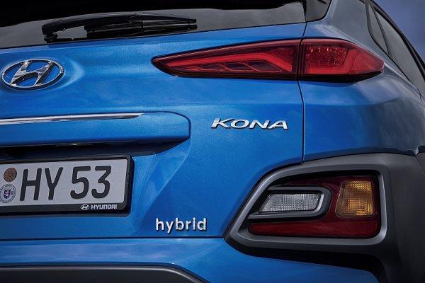 Hyundai představil model Kona jako hybrid