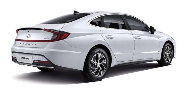 Světová premiéra modelu Hyundai Sonata Hybrid