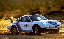 Porsche, které nedojelo do Kapského Města