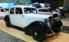 Setkání 100 let Citroënu
