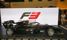 Nové vozy F3 jsou vybaveny zařízením DRS