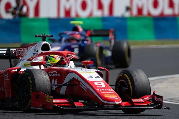 Schumacher potřebuje hlavně klid