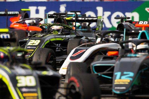 Závodů F3 v příštím roce přibude