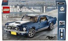 Ford Mustang rozložený na prvočástice