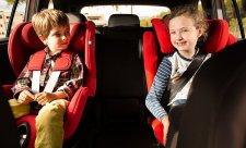 Desatero pro bezpečnou přepravu dětí