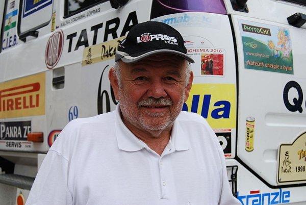 Karlu Lopraisovi je dnes sedmdesát let