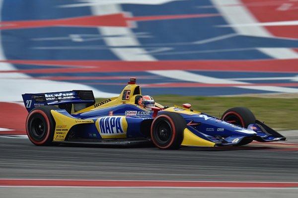 Poslední trénink ovládl Rossi