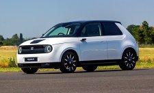 Elektromobil Honda e dostal českou cenu