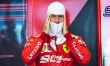 Vettelovi prý teď chybí teplo domova