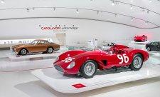 Mistrovská díla ve Ferrariho muzeu v Modeně
