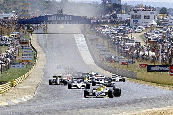 Formule 1 se chystá vrátit do Afriky