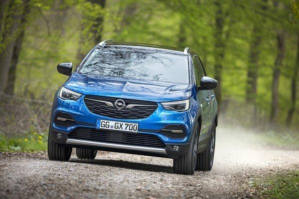 Opel Grandland má nový motor