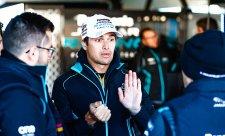 Jaguar ztratil s Piquetem trpělivost