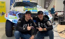 Ouředníček jede Dakar ve vlastním týmu