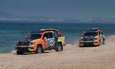 Amaroky slouží na portugalských plážích