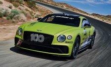 Bentley zaútočí na rekord Pikes Peaku