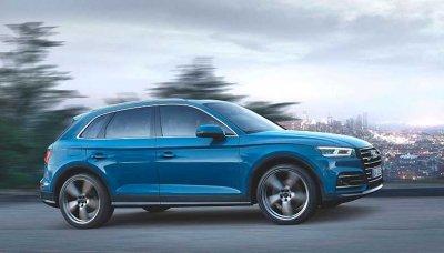 Audi přichází s plug-in hybridním Q5 55 TFSI e quattro