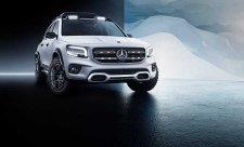 Koncept Mercedes GLB vypadá jako baby G