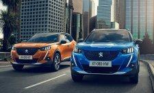 Nový Peugeot 2008 přichází i s elektrickým pohonem