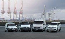 Volkswagen upevnil své postavení na trhu užitkových vozů