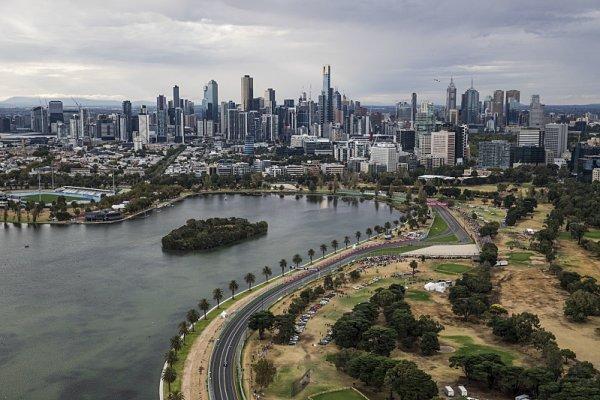 Formule 1 pomáhá Austrálii