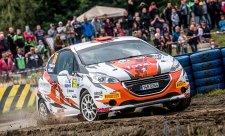Peugeot Rally Cup míří k velkému finále