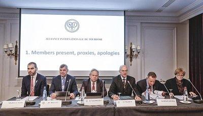 Oldřich Vaníček je opět viceprezidentem AIT