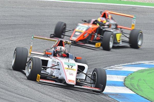 Senzace - Leclerc na Hockenheimringu vyhrál!