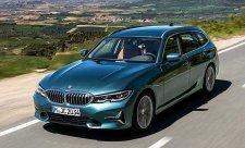 BMW řady 3 Touring má až 374 koní
