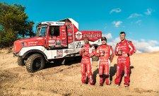 Loprais bude na Dakaru řídit Pragu