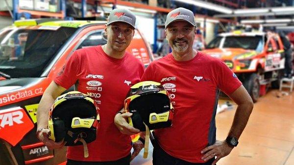 Ouředníček představuje největší hvězdy Rallye Dakar