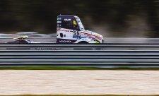 Trucker Lacko na Slovensku dvakrát třetí