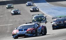 Češi se ve světovém finále poháru Lamborghini neztratili