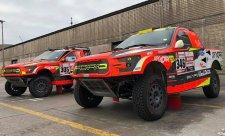 MP-Sports je už v místě startu Rallye Dakar