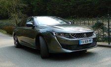 Peugeot 508 SW od 770000 Kč