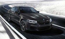 Limitované BMW M5 Edition 35 Jahre pro 350 šťastlivců