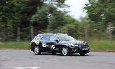 Hybridní Ford obstál jako pracovní auto