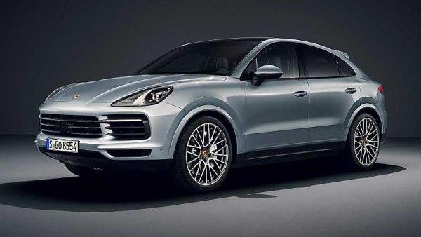 Porsche Cayenne Coupe nyní i ve verzi S