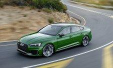 Audi už přijímá objednávky na RS5 Sportback
