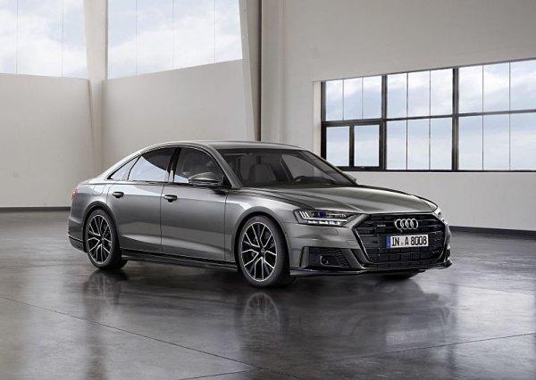 Prediktivní aktivní podvozek pro Audi A8