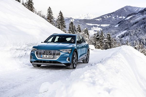 Elektromobil od Audi vyjde na dva miliony