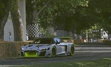 Kristensen jezdí v Goodwoodu s Audi GT2
