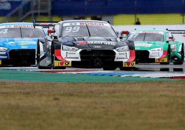 Audi zatím kraluje DTM