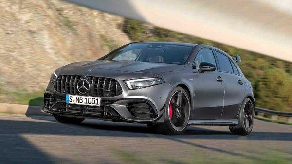 Mercedes představuje nejvýkonnější čtyřválec historie