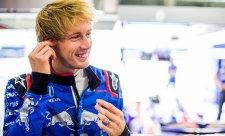 Dragon angažoval expilota F1 Hartleyho